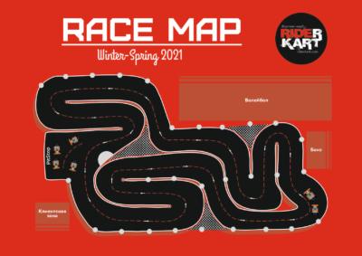 RiderKart RaceMapNew